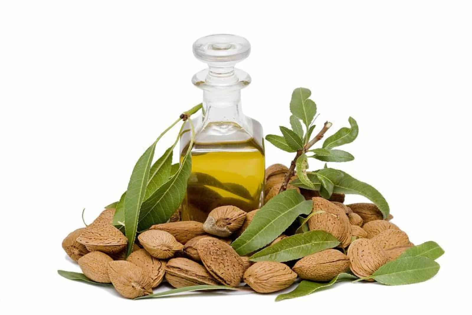 homemade almond oil for skin