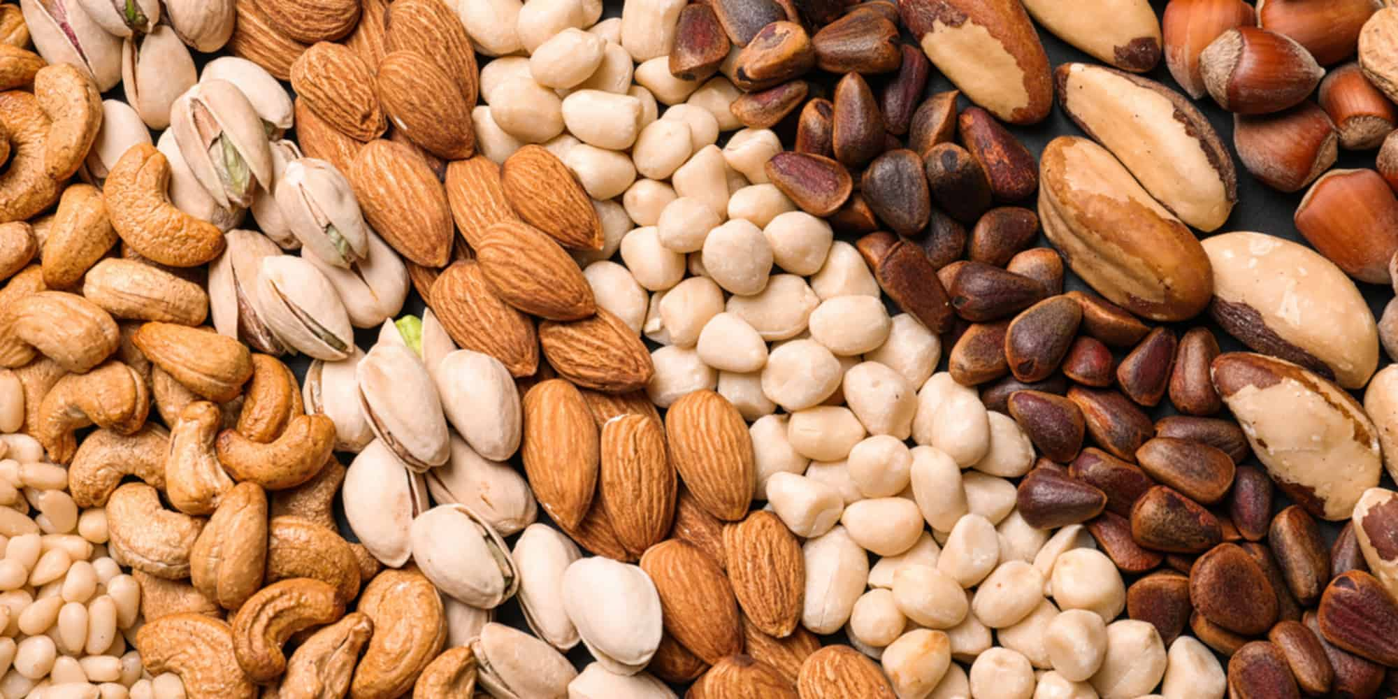 Adding more mixed nuts to your diet