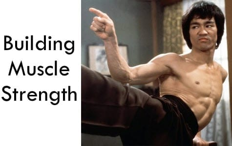 Building Muscle Strength