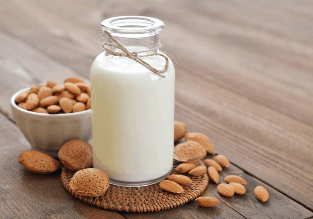 Almond Milk Vegan Diet