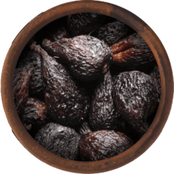 Bulk Black Mission Figs