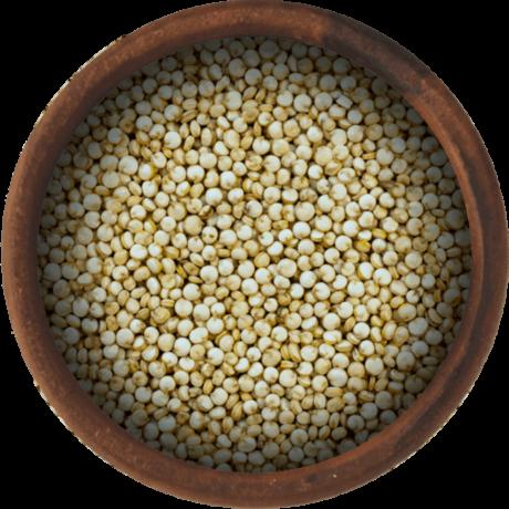 Bulk White Quinoa Seeds